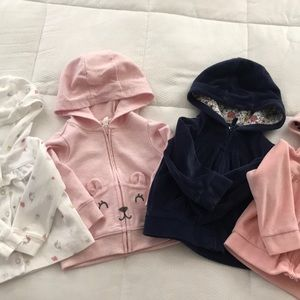 Carters Sweater Bundle